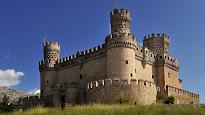 ESPAÑA: Castillo de Manzanares el Real