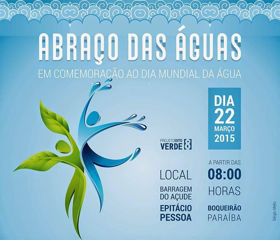 22/03 | ABRAÇO DAS ÁGUAS