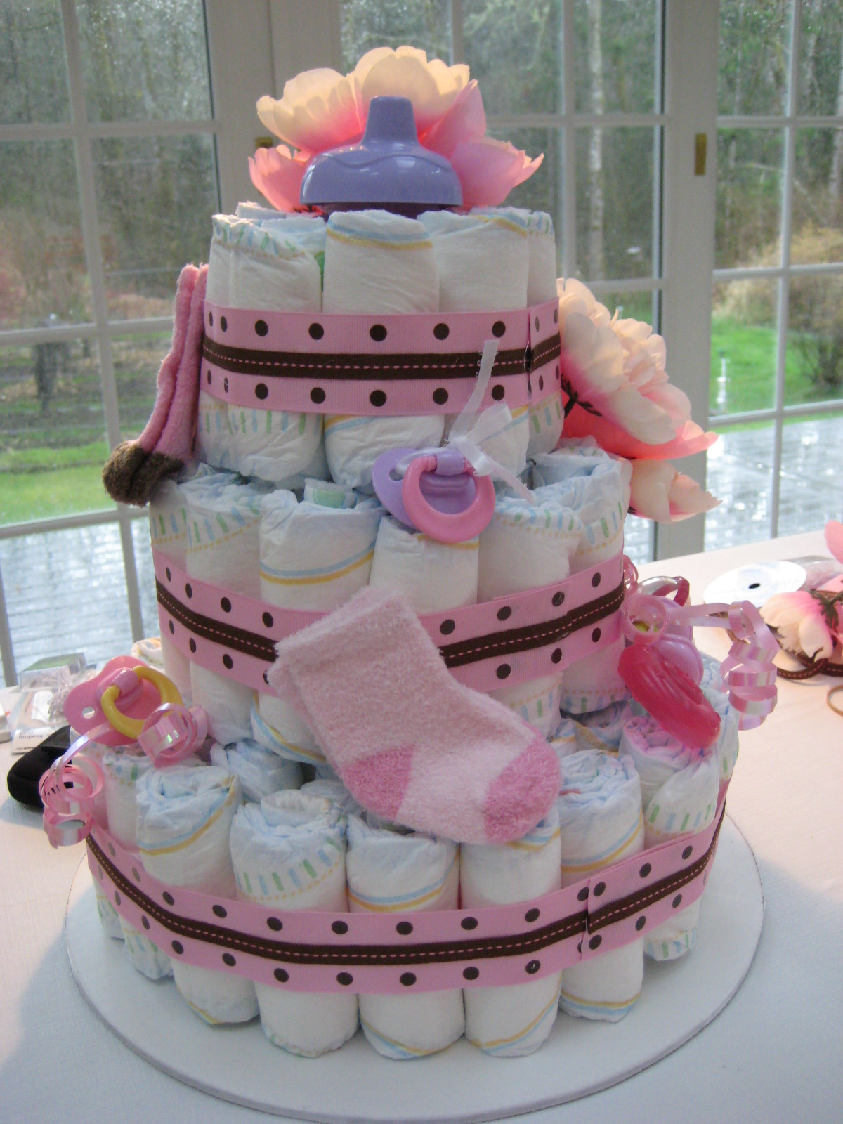 Diaper Cakes By Elle