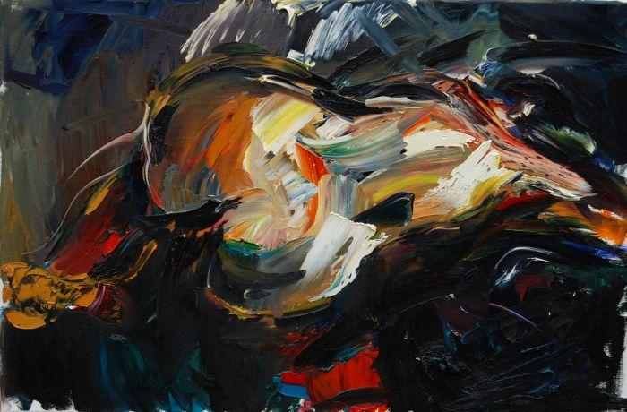 Яркие и смелые тона. Natasha Kamburova