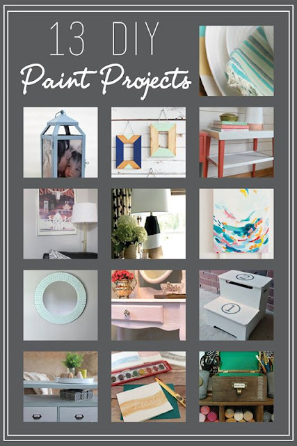 13 DIY Painted Projects