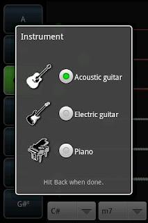 Robotic Guitarist Free, aprende guitarra con tu Android