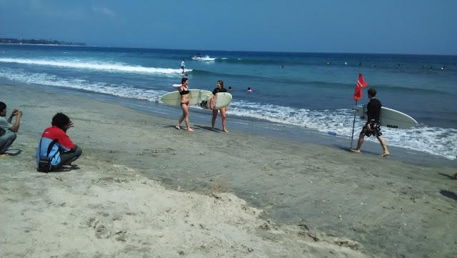 Obyek Wisata Pantai Kuta