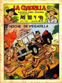 PRÓXIMAMENTE: Mi tio y yo (1964) Ed. Maga