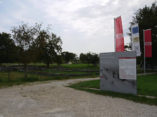 Bild 1: Römerkastell Abusina-Eining