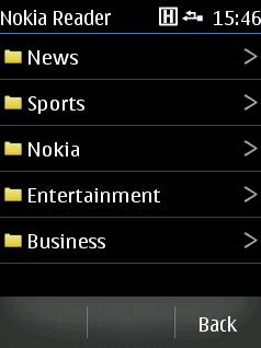 Get Nokia Reader v1.0.1 Beta for S40