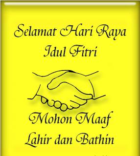 Makna Idul Fitri Menurut Kang Said