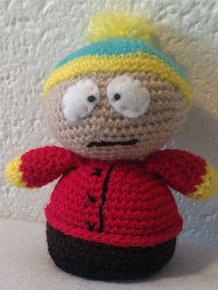 Amigurumi Cartman : 2000 Free Amigurumi Patterns: Southpark: Eric Cartman ...