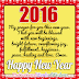 Happy New year - PRAYERS for 2016 - God Bless Us All