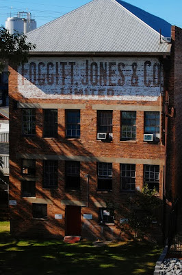 Foggitt Jones & Co building in Brisbane