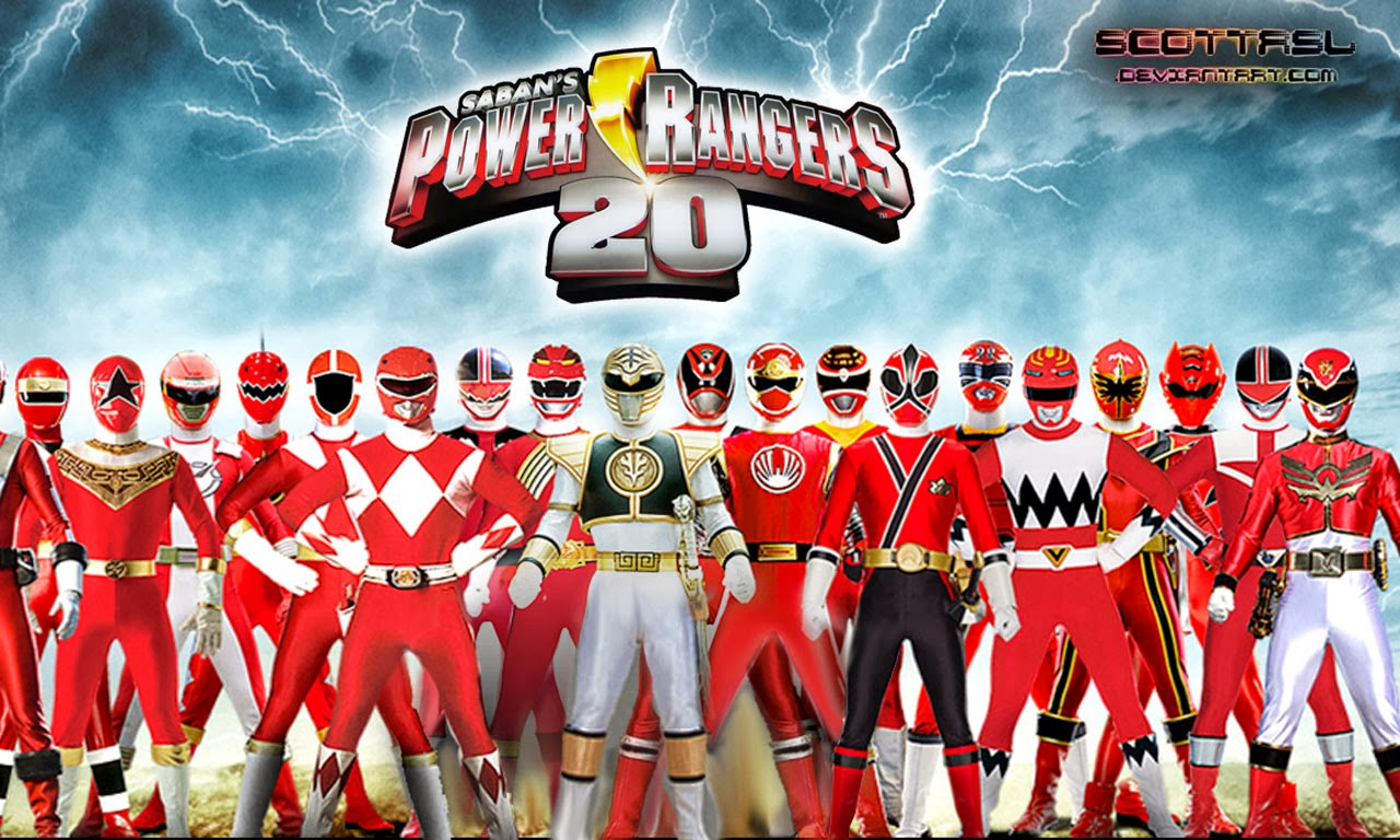 power rangers power rangers power rangers