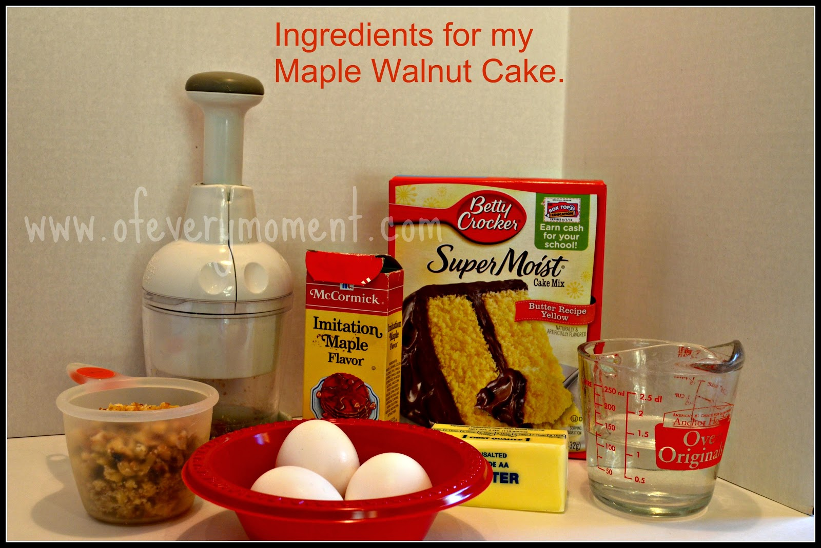Maple And Walnut Cake Recipe Uk