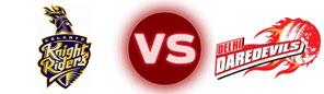 KKR vs DD