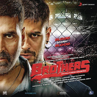 Gaaye Jaa Lyrics - Brothers