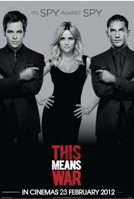 This Means War 2012 film movie poster large