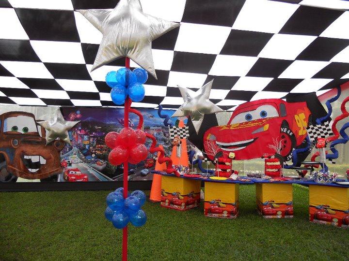 Cars caritas fiestas infantiles - Fiesta infantil tematica ...