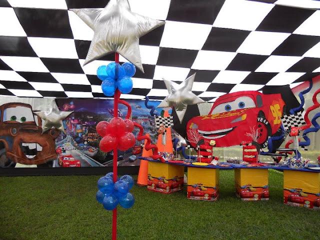 infantiles fiesta infantil tema cars de disney fiesta cars pinterest fiestas