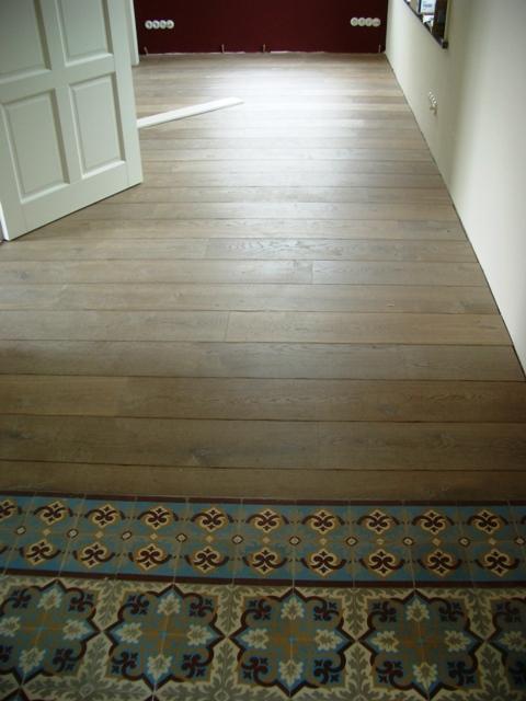vloerovergangen van hout mbt uitzetting   Bouwinfo