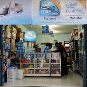 Toko Komputer Nafiri Semarang