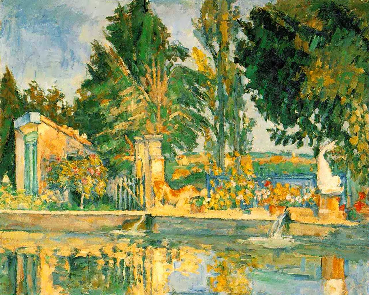 Paul Cézanne en el Museo Thyssen Bornemisza