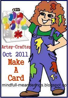 Artsy Craftsy Oct 2011