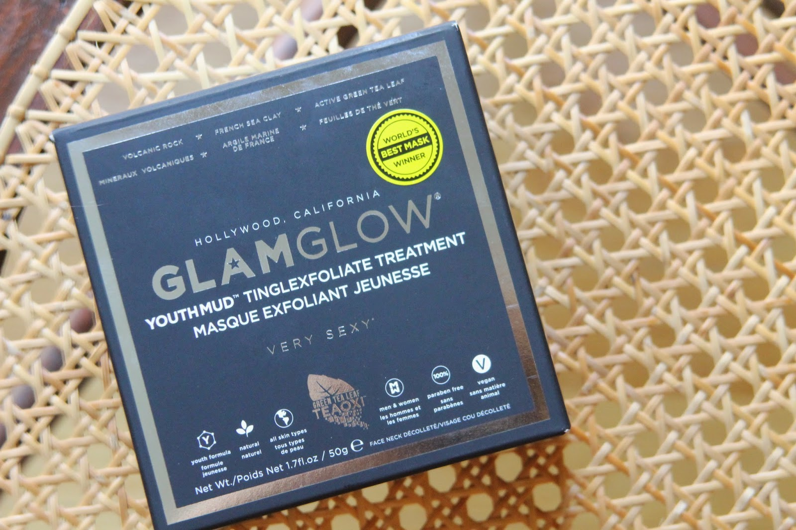 REVIEW: GLAMGLOW YOUTHMUD TINGLEXFOLIATE TREATMENT