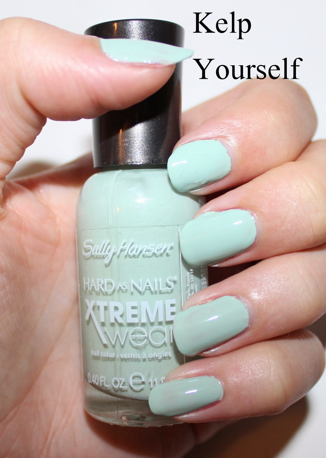 Sally Hansen Xtreme Wear in Kelp Yourself
