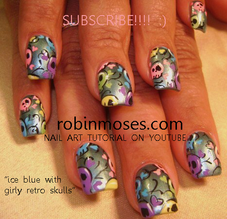 Robin moses nail art 3d glitter nail art dragonfly nail art try watching this video on youtube or enable javascript if it is disabled in your browser prinsesfo Choice Image