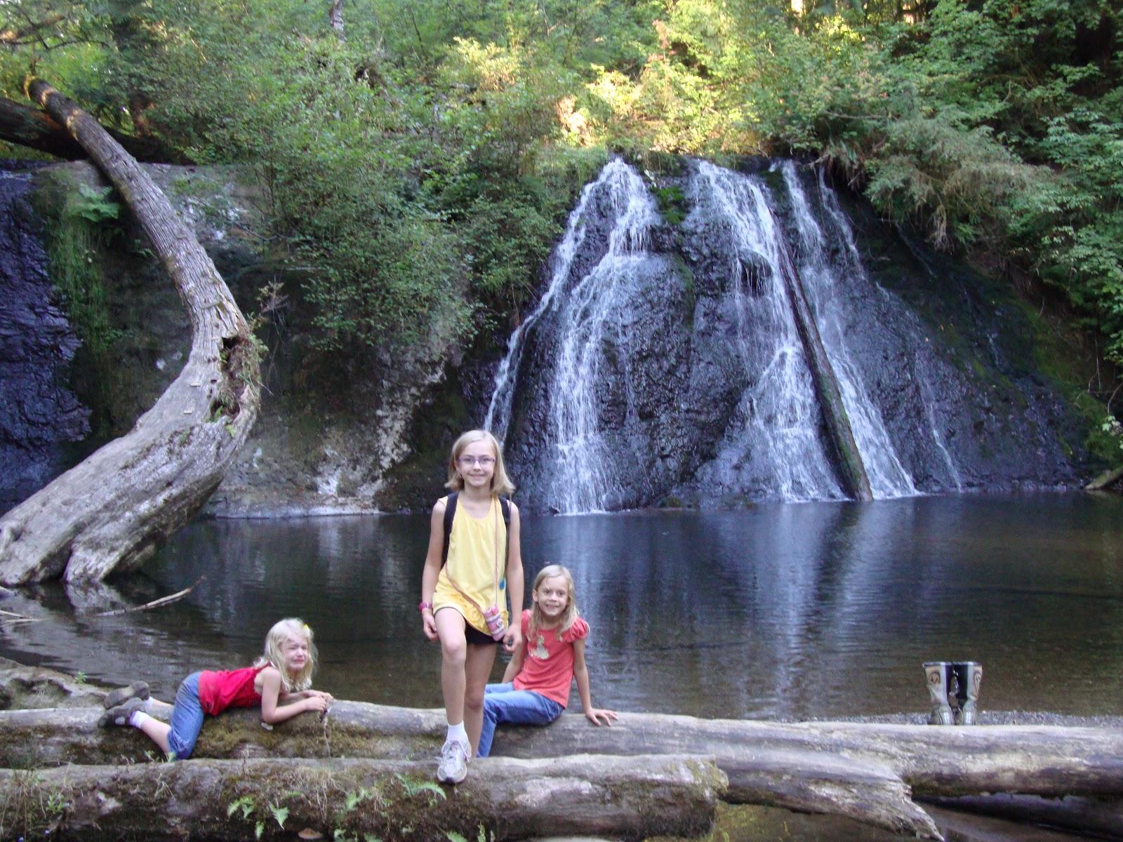 Haigh happenings cherry creek falls for Cherrycreek