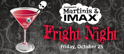 Martinis & IMAX Fright Night at Fernbank Museum of Natural History