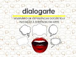 Publicação do Dialogarte: seminário de experiências docentes e iniciação à docência em arte 2015