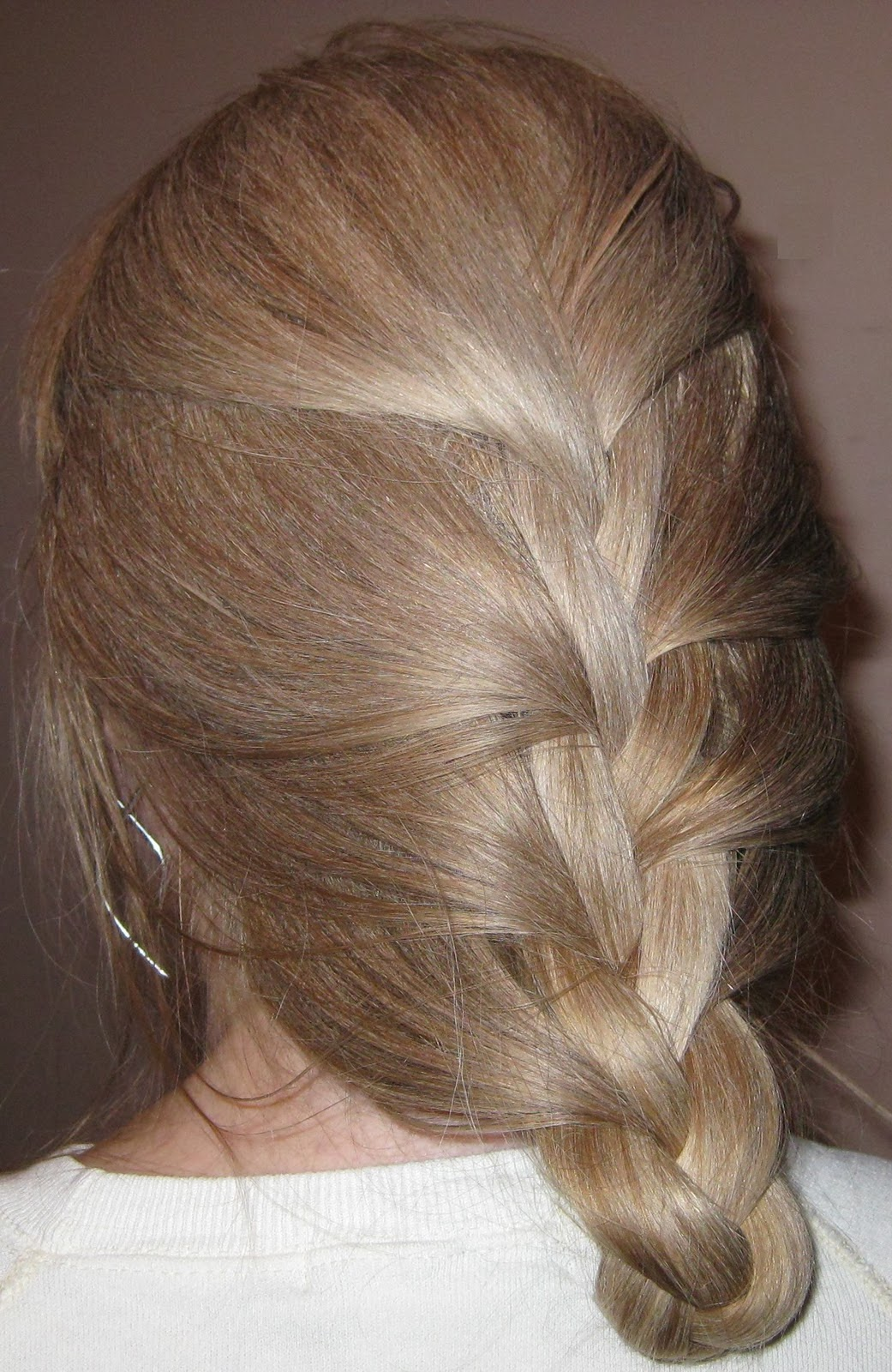 hairstyles for long braids