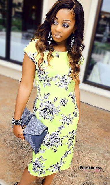how to wear chartreuse and gray neon highlighter yellow