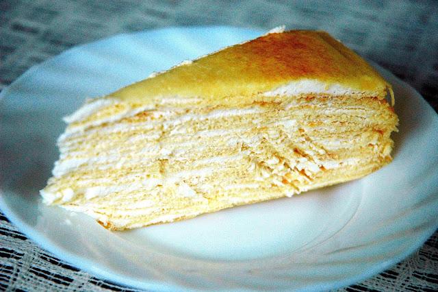 DUDE FOR FOOD: Dessert du Jour\u0026#39;s Gateau de Crepes