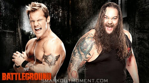 WWE Battleground PPV Event Wyatt vs Jericho spoilers