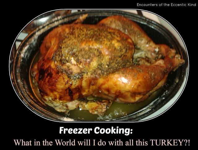 turkey freezer cooking