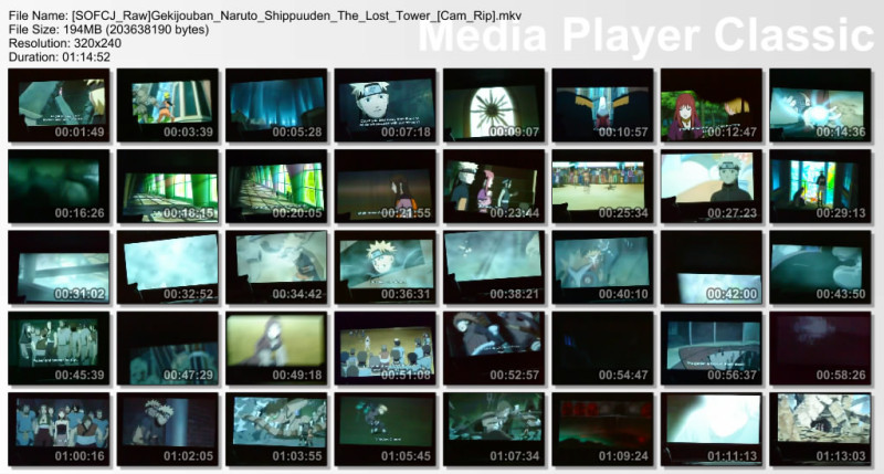 naruto shippuuden lost tower pl