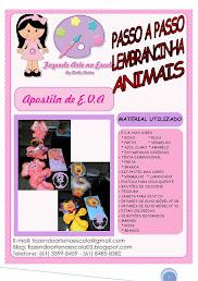 APOSTILA LEMBRANCINHAS ANIMAIS