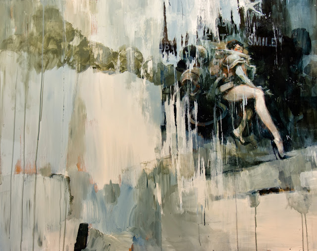 A arte pop e futurista de Ashley Wood