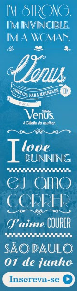 Vênus 10K - Corrida para mulheres