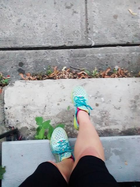 Course à pied marche exercice activité physique