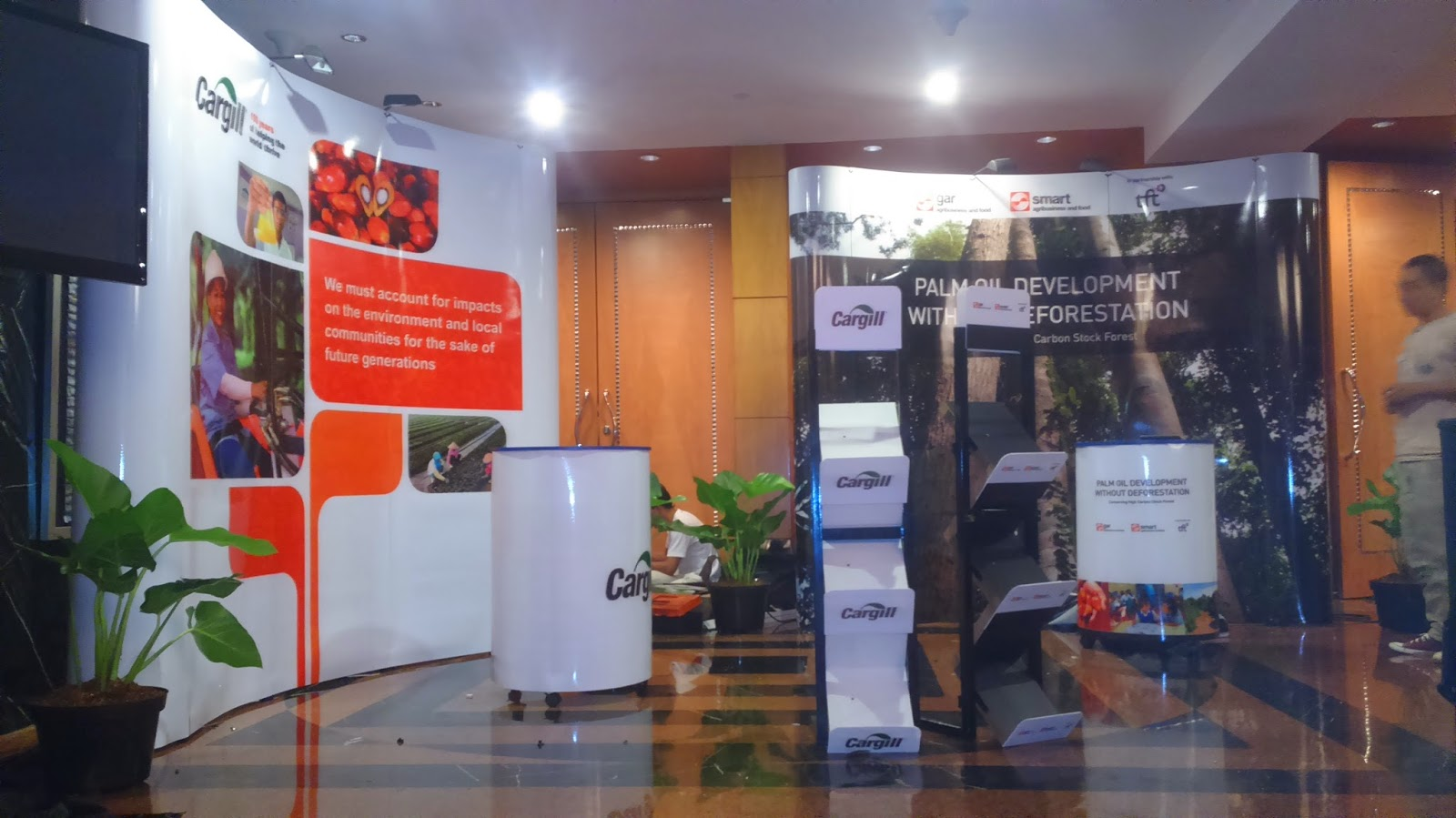 jasa sewa rental backdrop