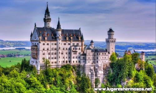 Los 5 Castillos mas imponentes y asombrosos del mundo