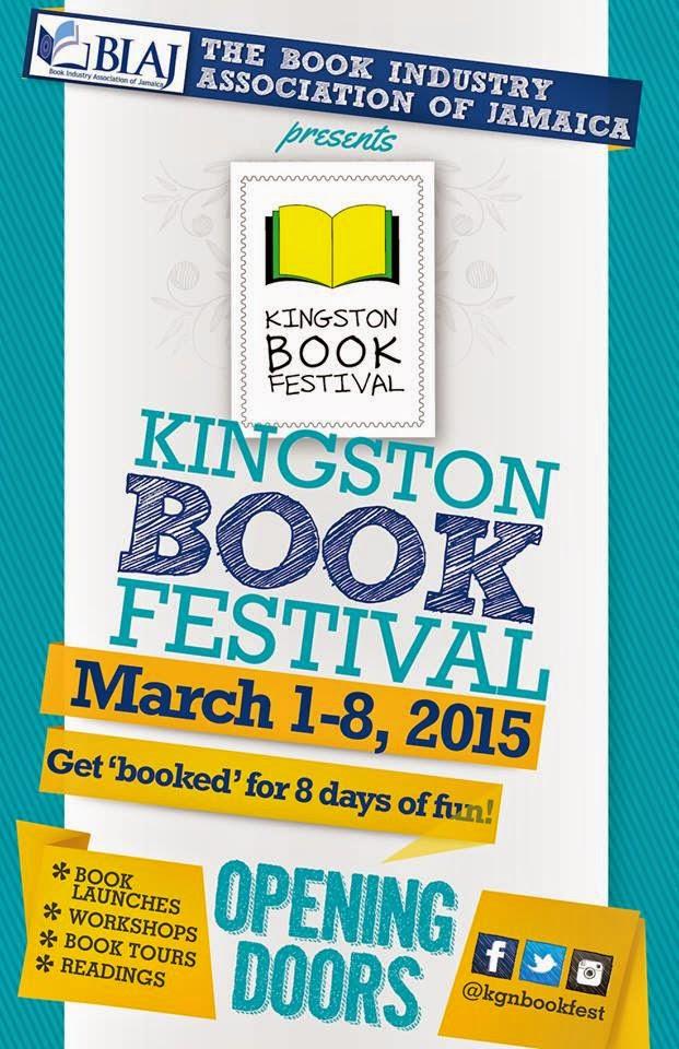 KINGSTON BOOK FESTIVAL