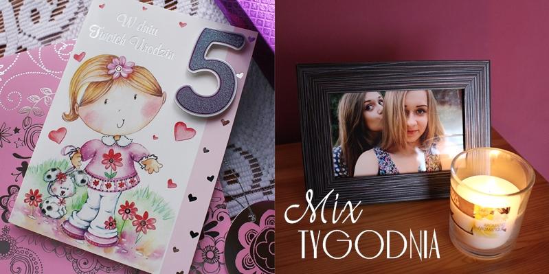 MIX TYGODNIA #12 | długi weekend, urodziny i ''Dotyk Crossa''