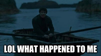 #GameOfThrones Where is Gendry in #Season4? Meme