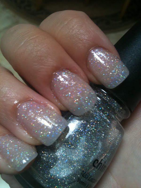 WaR Pa!Nt LuV: Nails... Poof! Fairy Dust.