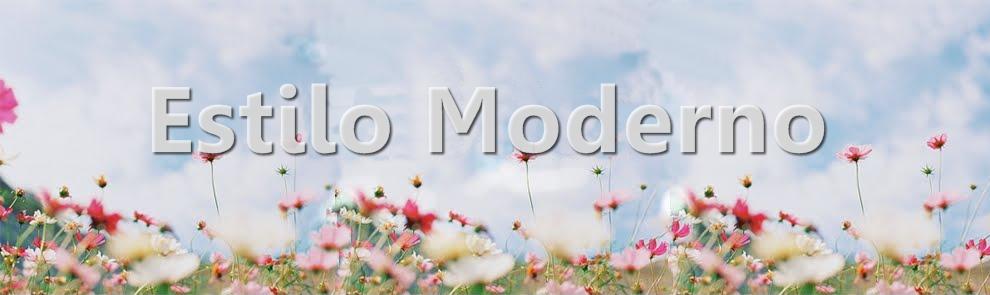 Estilo Moderno blog
