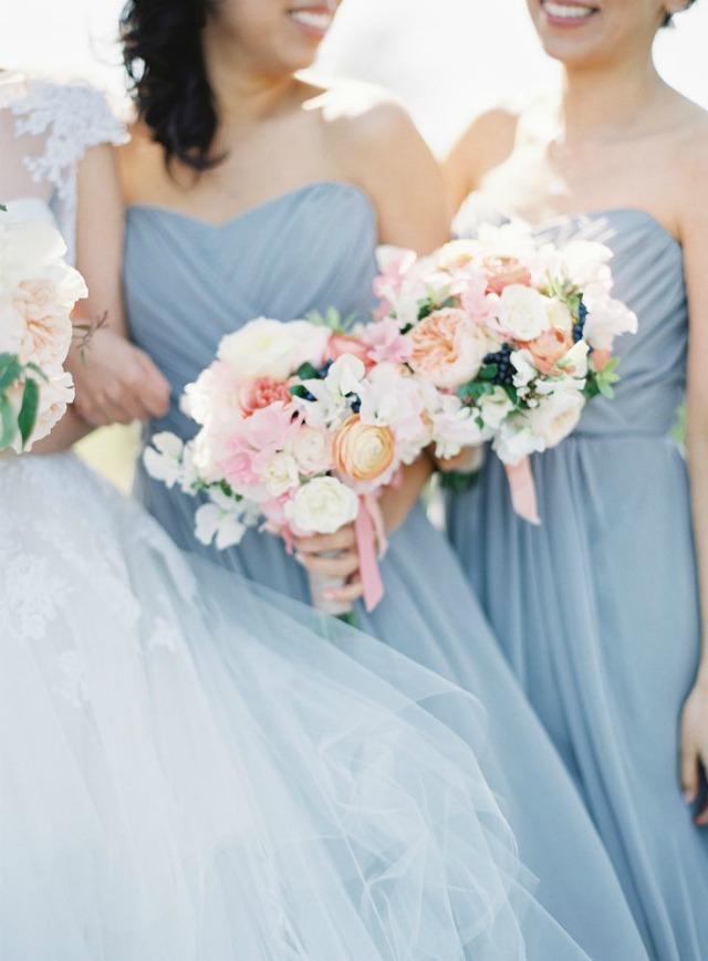 Rose Quartz & Serenity Color del año 2016 Pantone - Rosa Cuarzo Azul claro