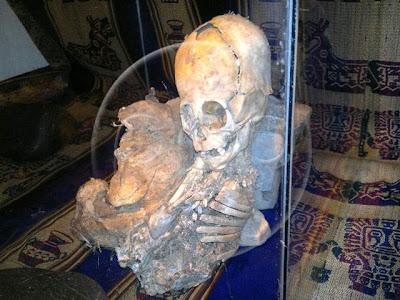 corpo alieno cuzco